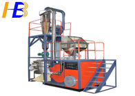 500kg/h Universal Plastic Pulverizer Machine With Tumbler Vibrating Sieve